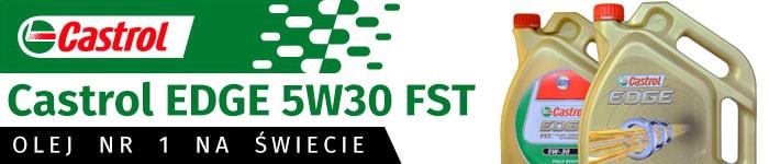 Castrol Edge 5w30 fst