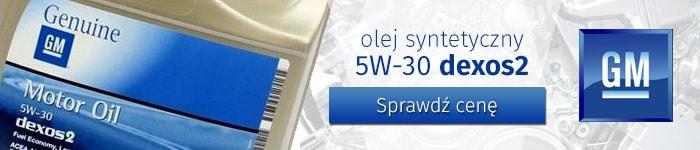 Olej GM dexos 2 5w30 - sklep internetowy