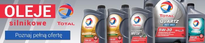 Oleje Total - sklep internetowy