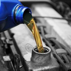 zmiana oleju